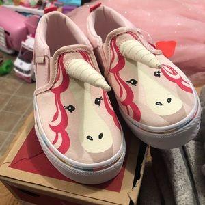 Girl Vans
